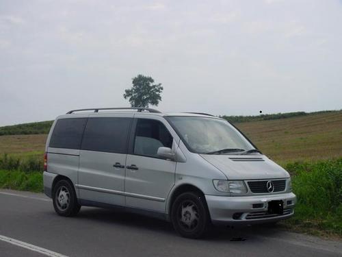 今の車 ベンツV230