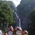 日本一の滝