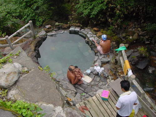 富良野 吹上温泉
